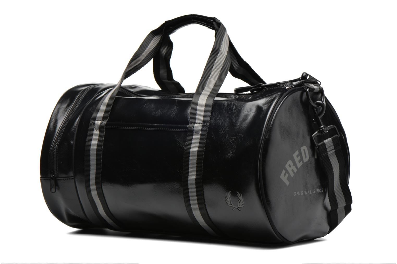 Classic barrel bag Black/charcoal