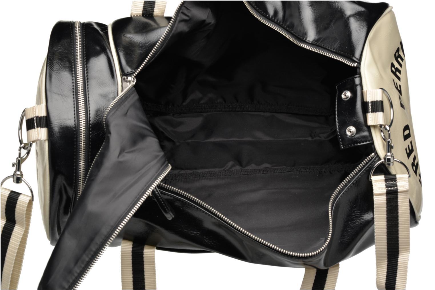 Classic barrel bag Black/ecru