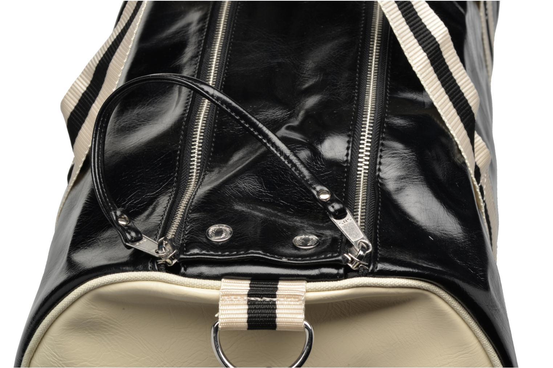 Classic Barrel Bag Blackecru
