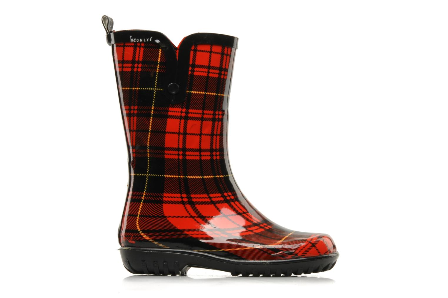 Boots & wellies Be Only Junior Irish Red back view