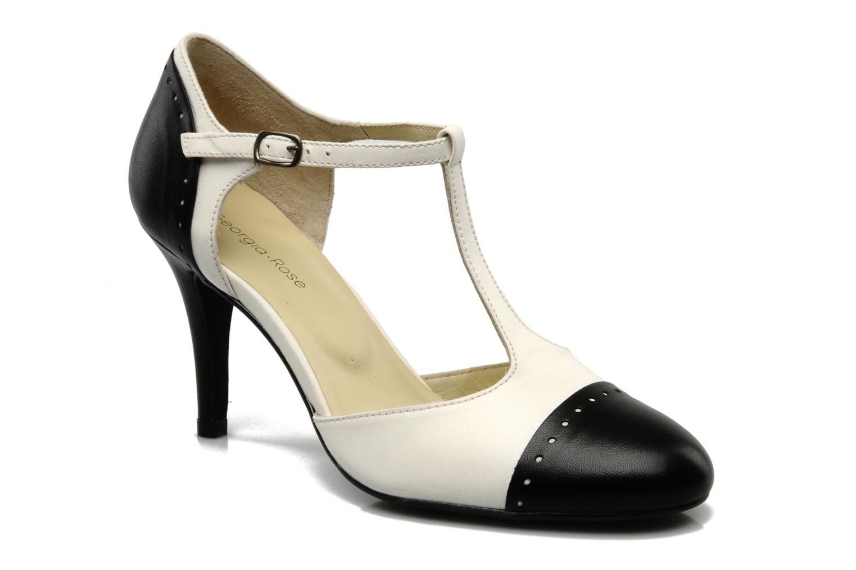 Zapatos de tacón Georgia Rose Tamar Blanco vista de detalle / par