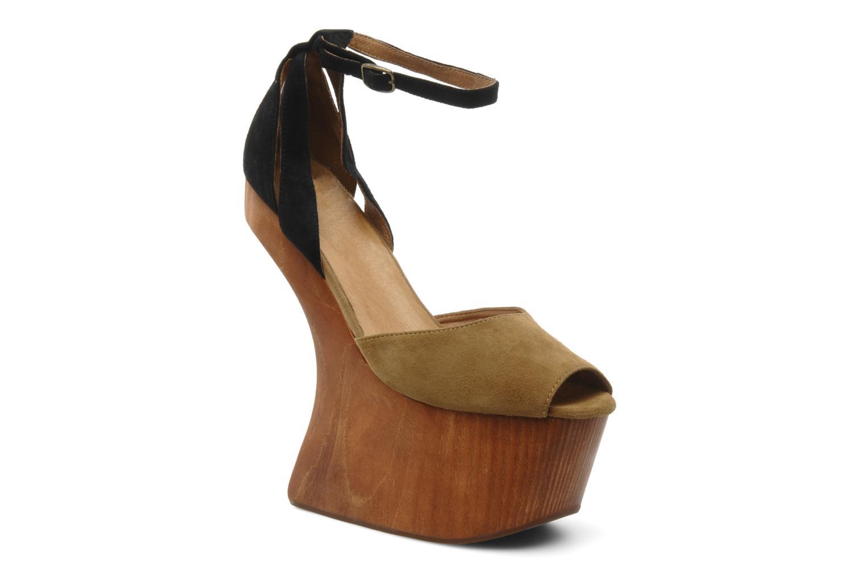 Zapatos promocionales Jeffrey Campbell STRUP (Verde) - Sandalias   Los zapatos más populares para hombres y mujeres