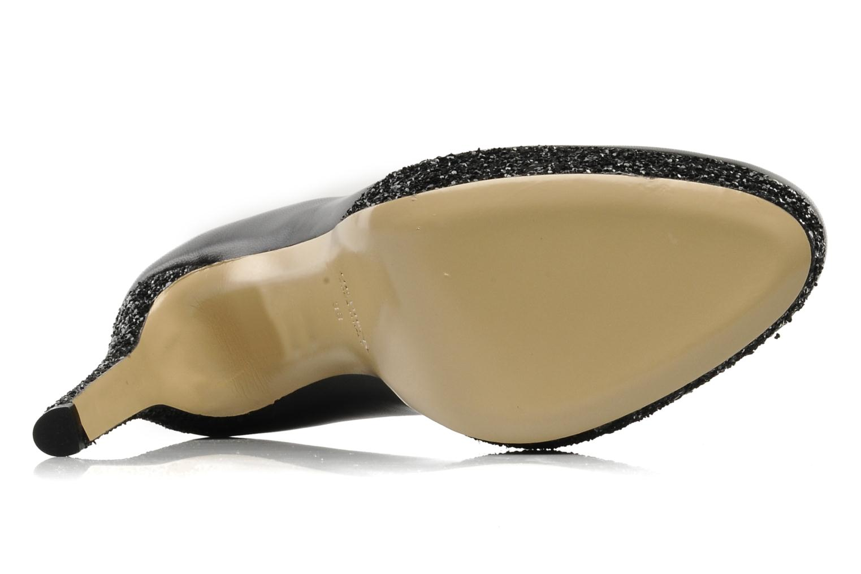 Zapatos de tacón De Siena shoes Adriane Negro vista de arriba