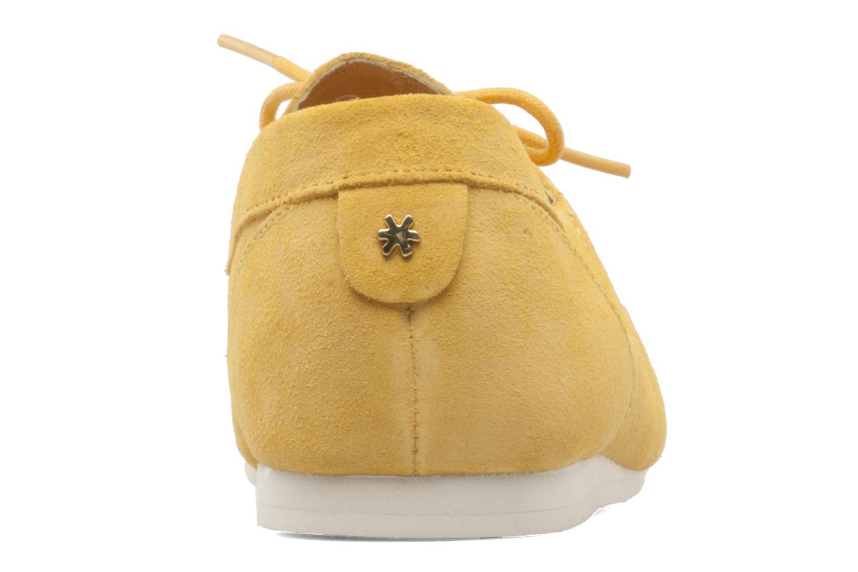 Chaussures à lacets Flipflop LENNI LO Jaune vue droite