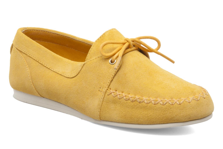Chaussures à lacets Flipflop LENNI LO Jaune vue détail/paire