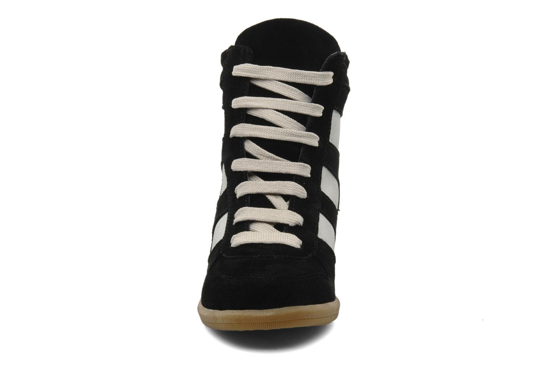 Sneaker Jonak Douveti schwarz schuhe getragen