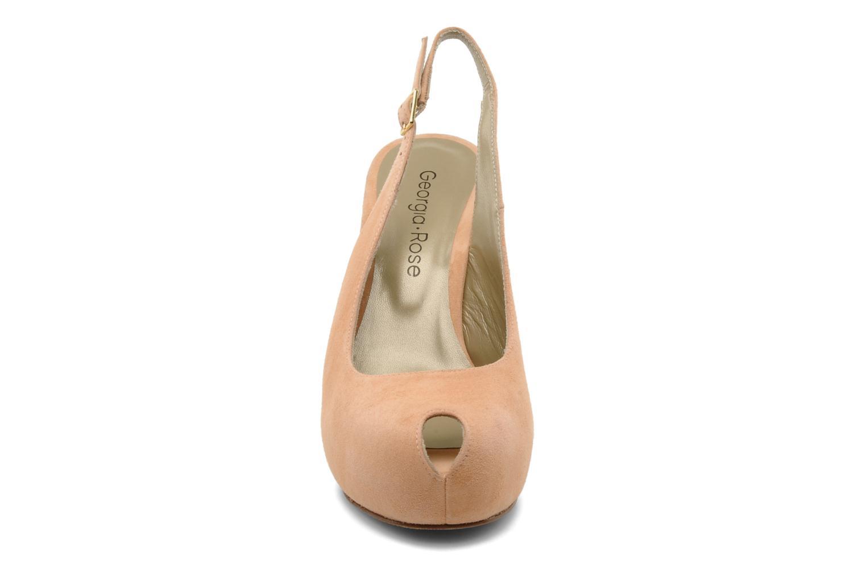 Sandals Georgia Rose Tyler Pink model view