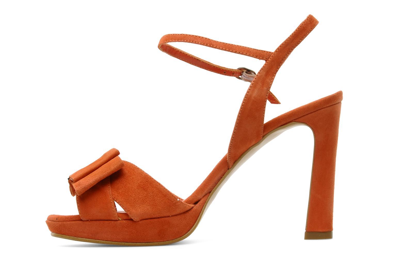 Sandalen Georgia Rose Malita Oranje voorkant