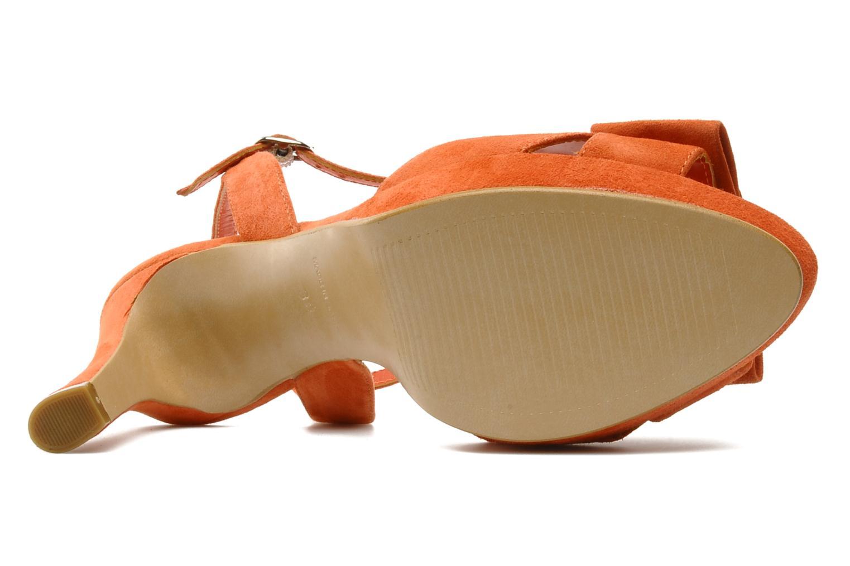 Sandalen Georgia Rose Malita Oranje boven