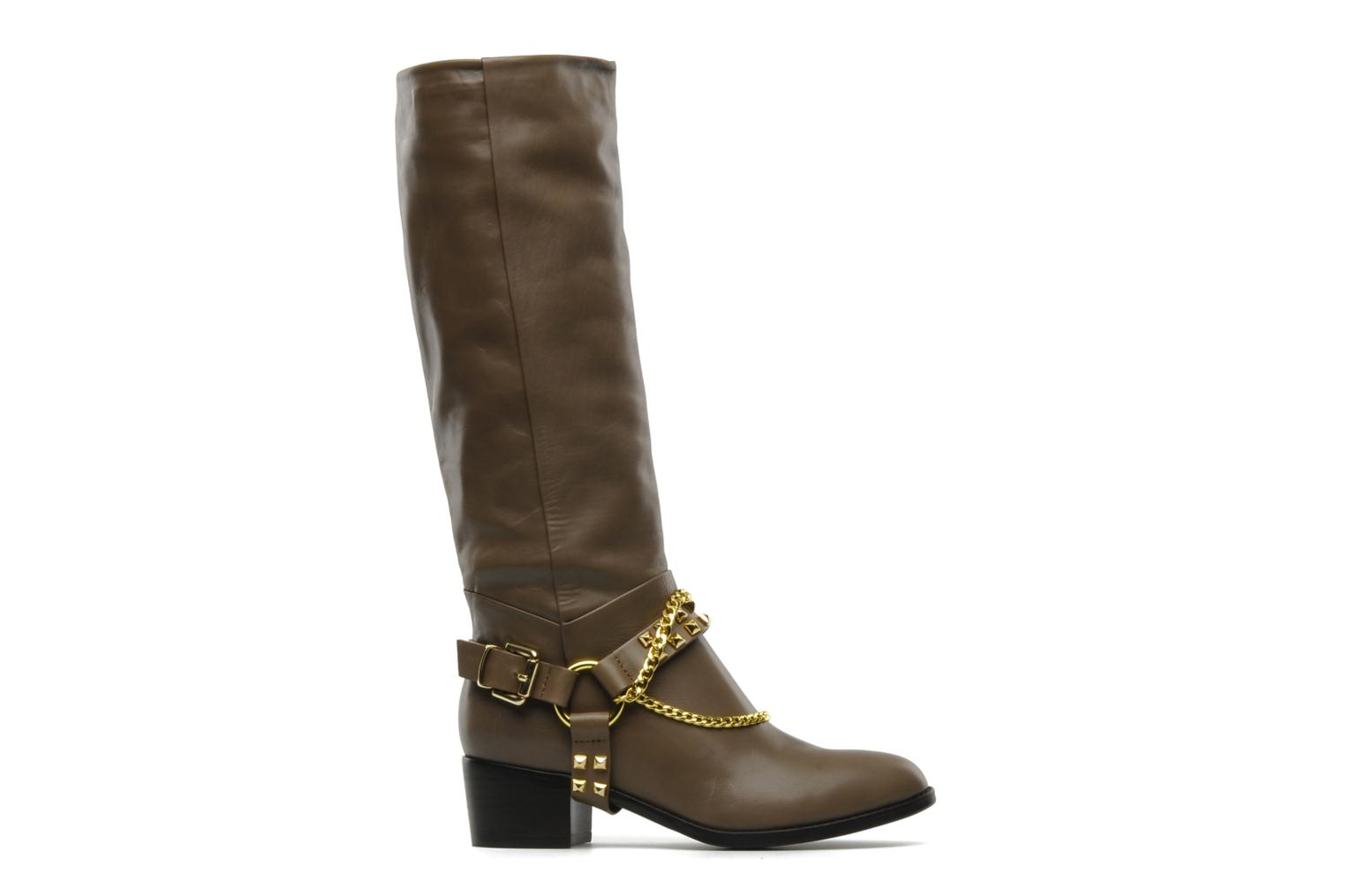 Boots & wellies Luciano Barachini Marla Brown back view