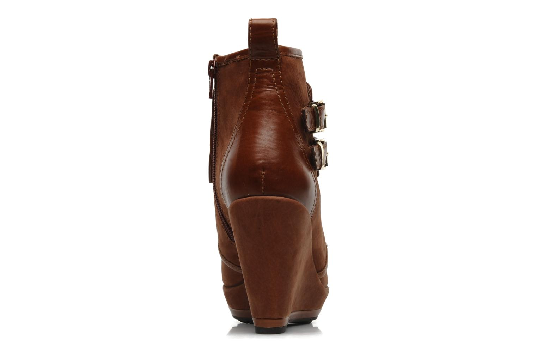 Bottines et boots Luciano Barachini Barilo Marron vue droite