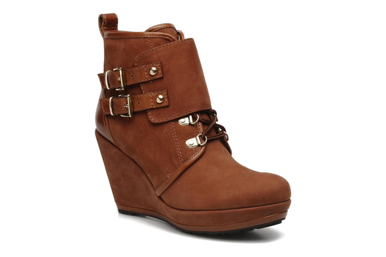 Bottines et boots Luciano Barachini Barilo Marron vue détail/paire