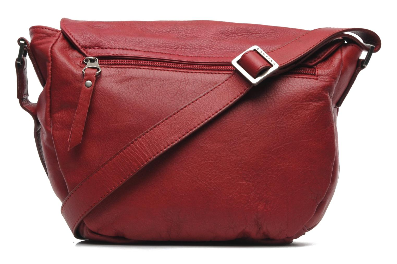 Handtassen Sabrina Louison Rood voorkant