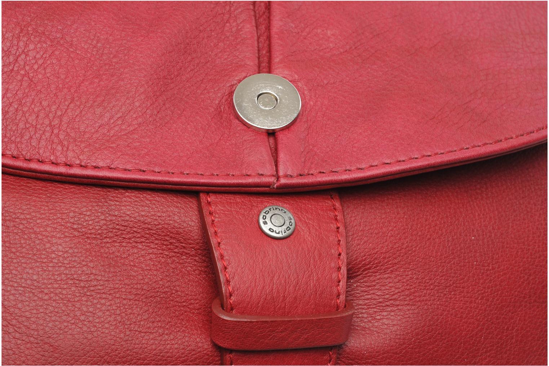 Handtassen Sabrina Louison Rood links