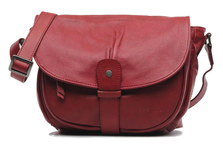 Handtassen Sabrina Louison Rood detail