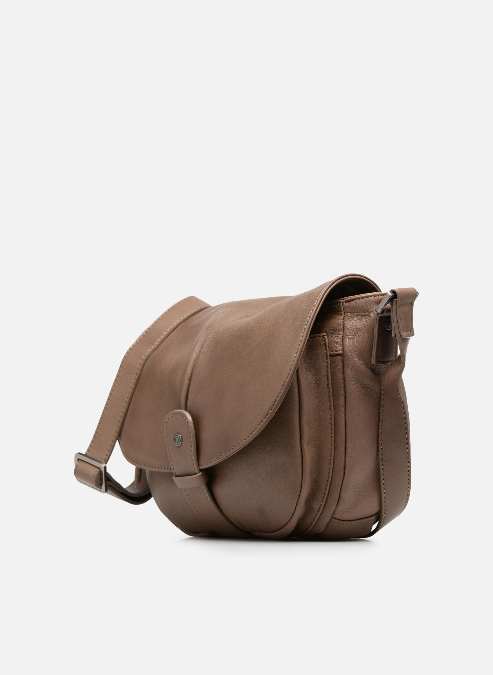Handbags Sabrina Louison Beige model view