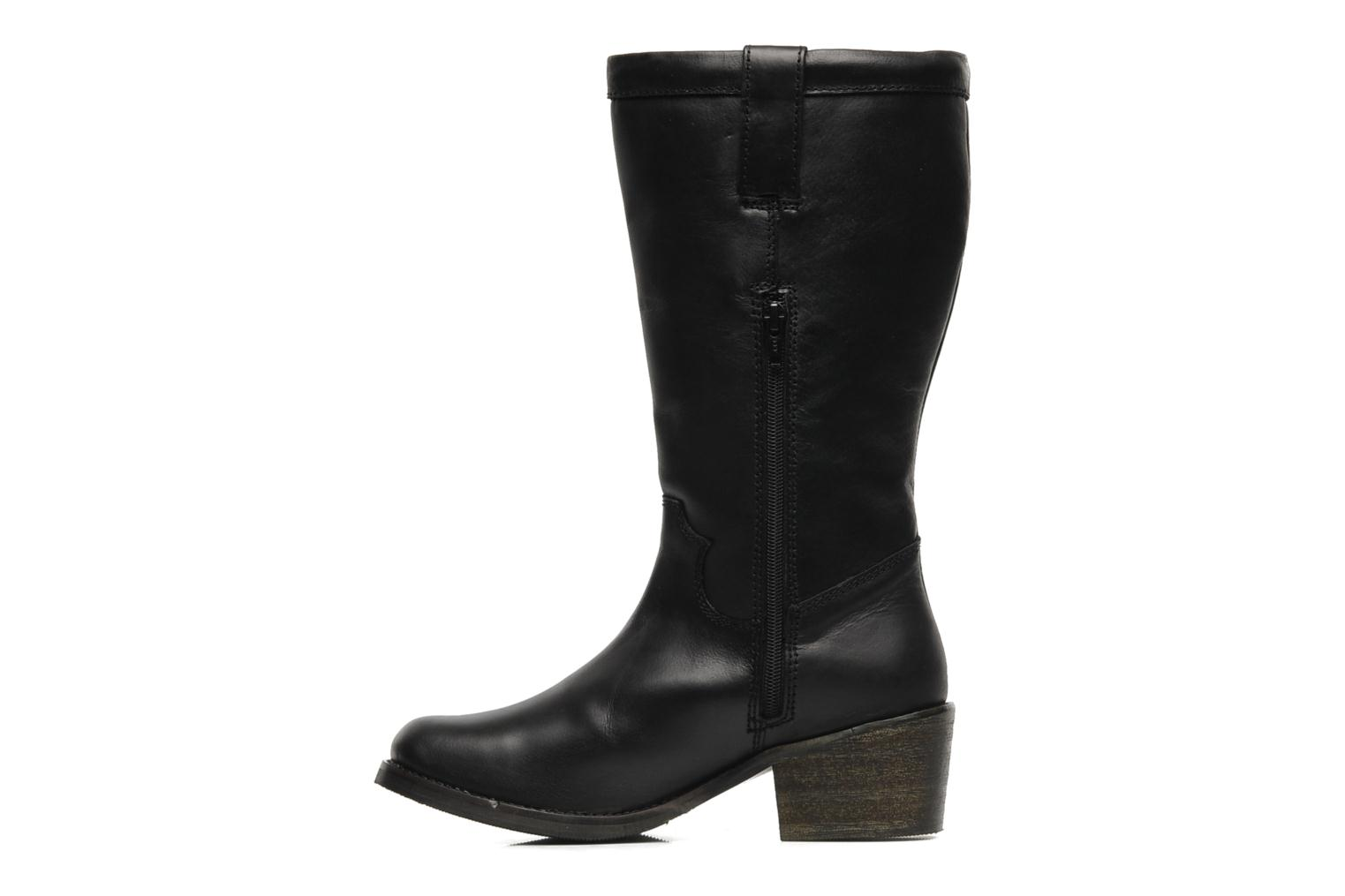 Boots & wellies Friis & company Etel Black front view