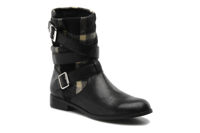 Stiefeletten & Boots Mellow Yellow Meitiz schwarz detaillierte ansicht/modell