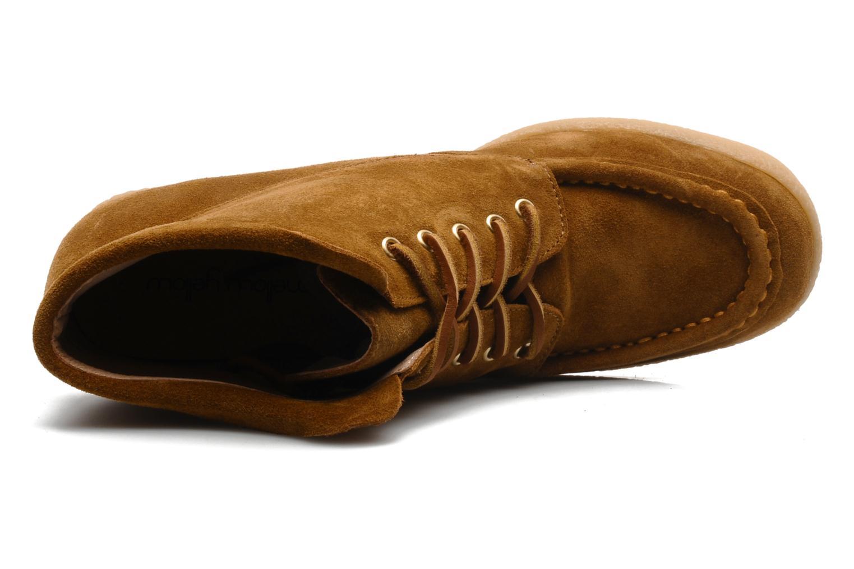 Stiefeletten & Boots Mellow Yellow Missyou braun ansicht von links