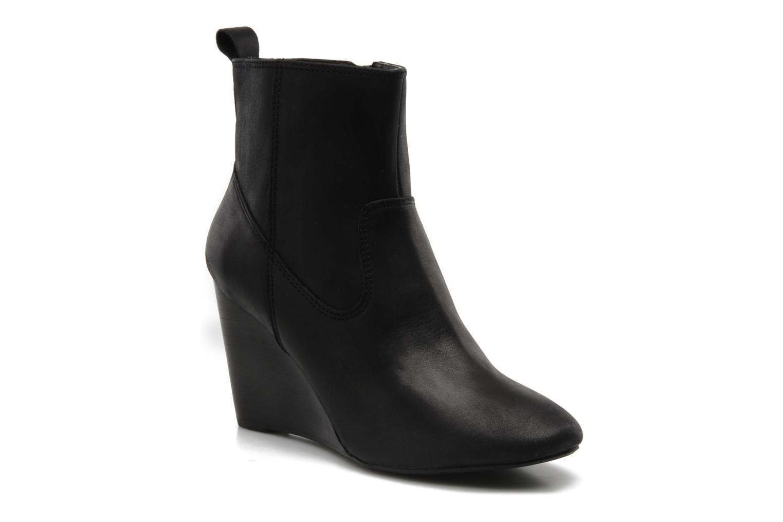 Bottines et boots Mellow Yellow Monday Noir vue détail/paire