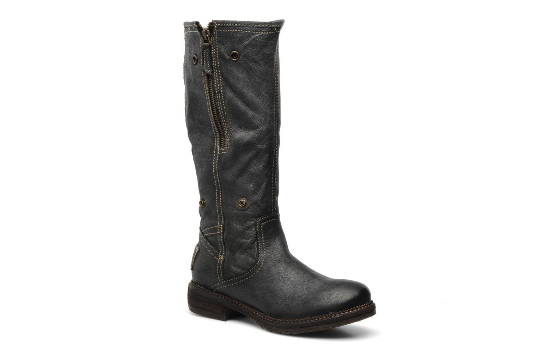 Stiefeletten & Boots Manas Leriado schwarz 3 von 4 ansichten
