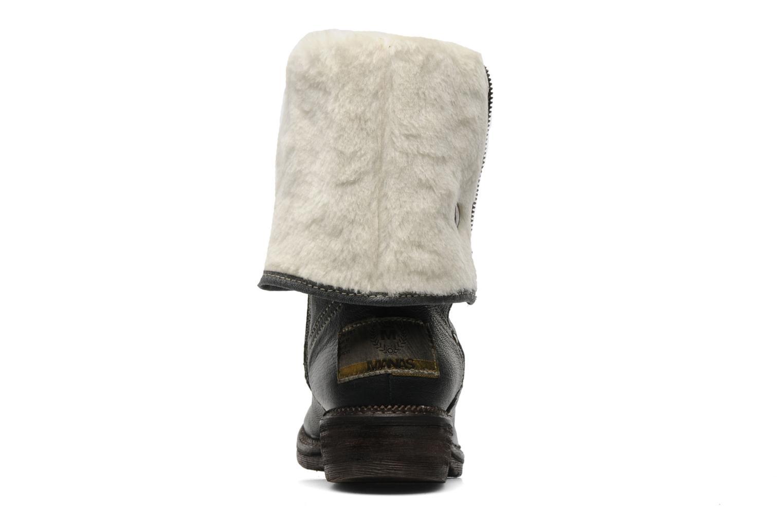 Stiefeletten & Boots Manas Leriado schwarz ansicht von rechts