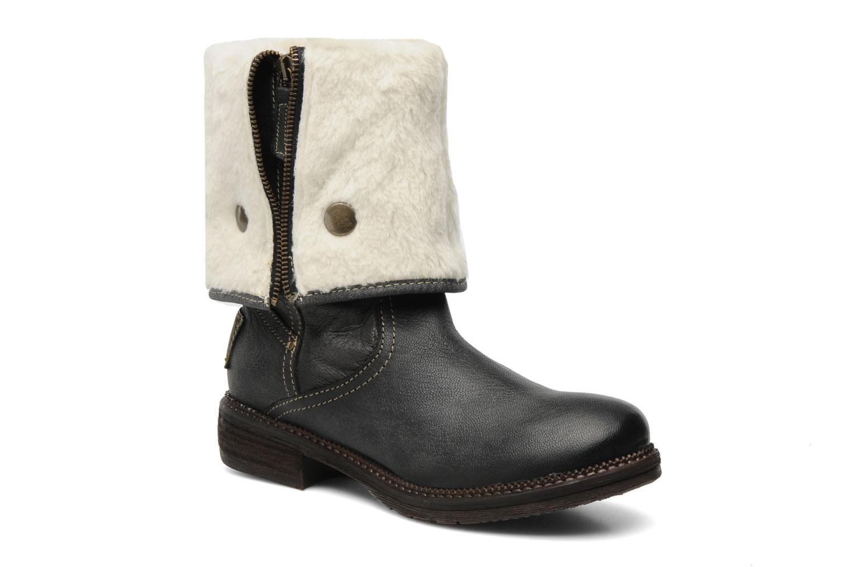 Stiefeletten & Boots Manas Leriado schwarz detaillierte ansicht/modell