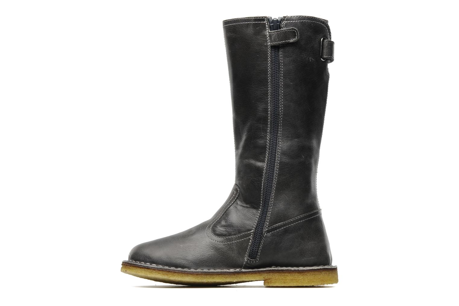 Boots & wellies Naturino Caserta Grey front view