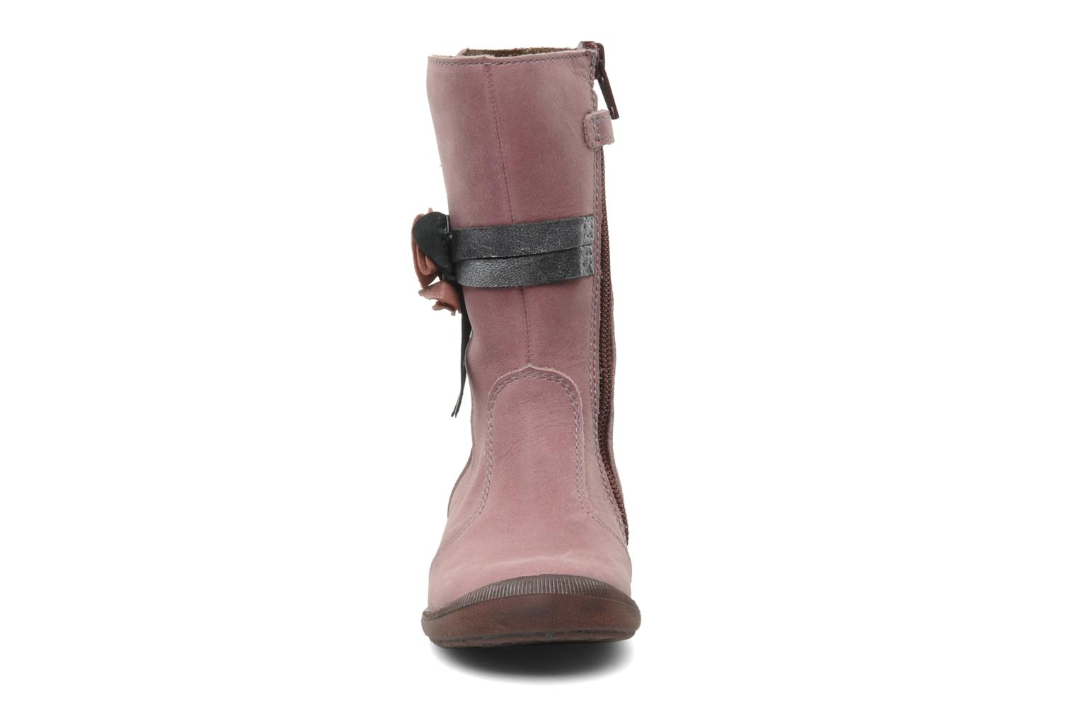 Boots & wellies Babybotte Arabel Pink model view