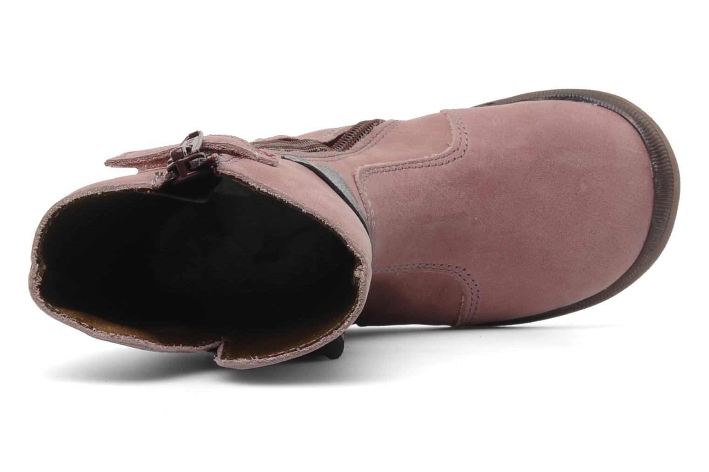 Laarzen Babybotte Arabel Roze links