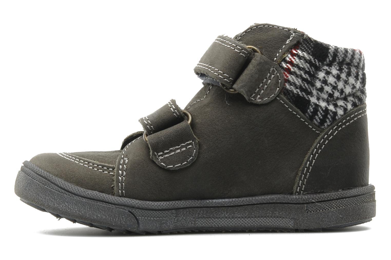 Sneakers Babybotte Ayrton Grigio immagine frontale