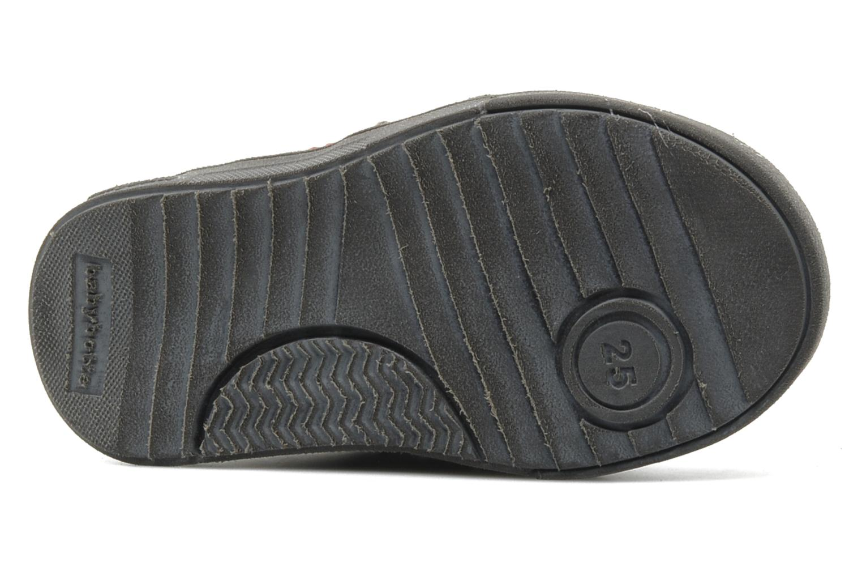 Sneakers Babybotte Ayrton Grigio immagine dall'alto