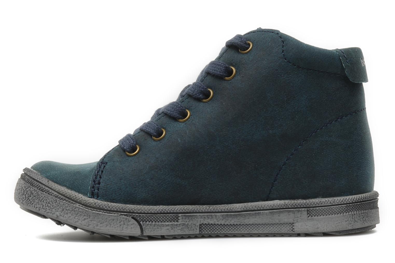 Boots en enkellaarsjes Babybotte Antzo Blauw voorkant