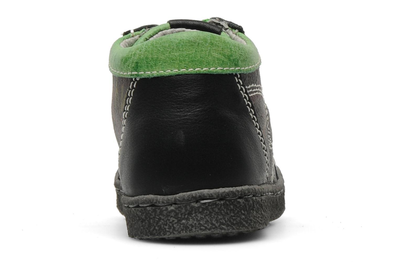 Bottines et boots Little Mary Laurel Gris vue droite