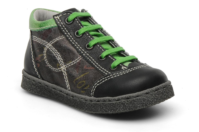 Ankelstøvler Little Mary Laurel Grå detaljeret billede af skoene