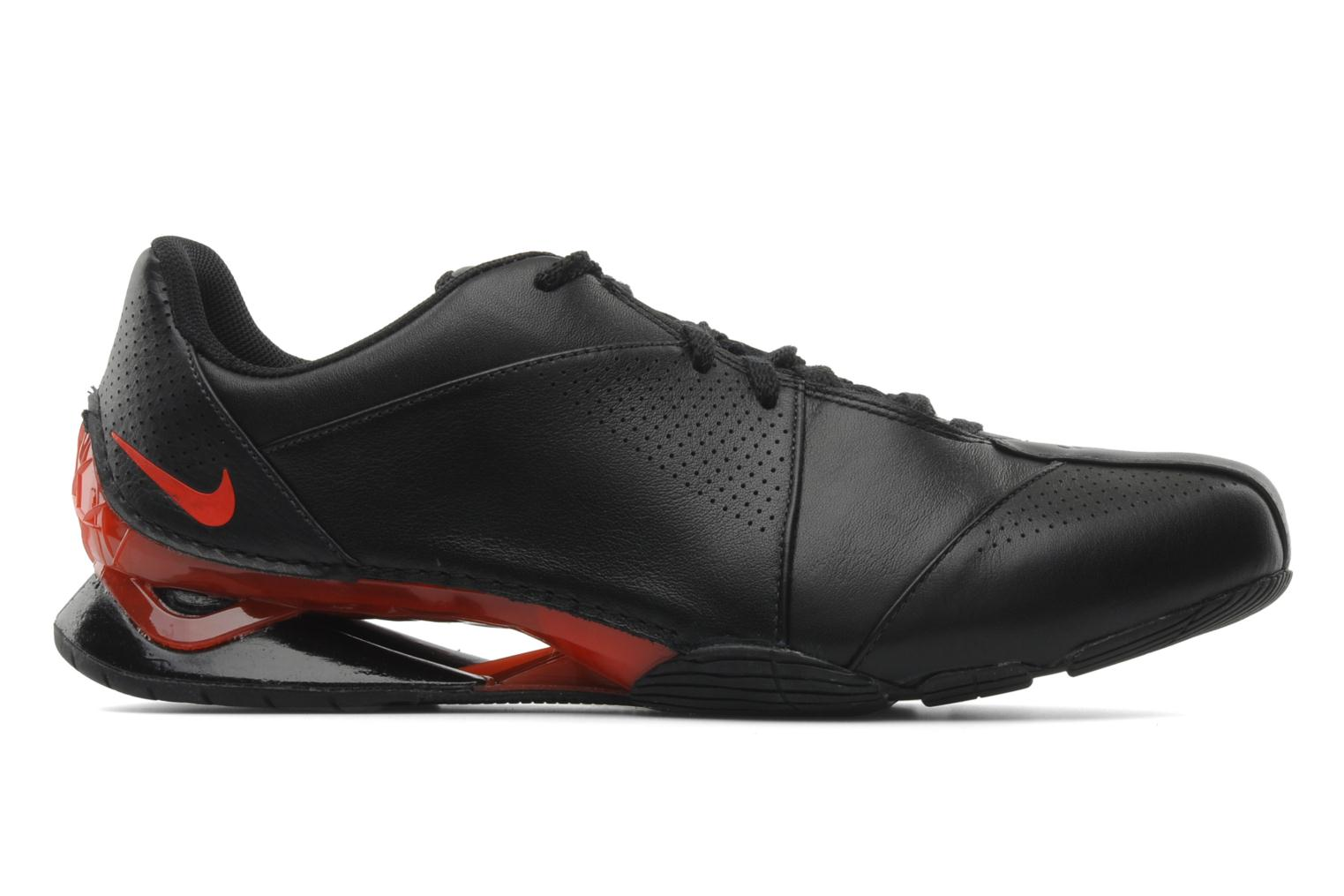 Nike Shox Gt Leather Black Sport Red