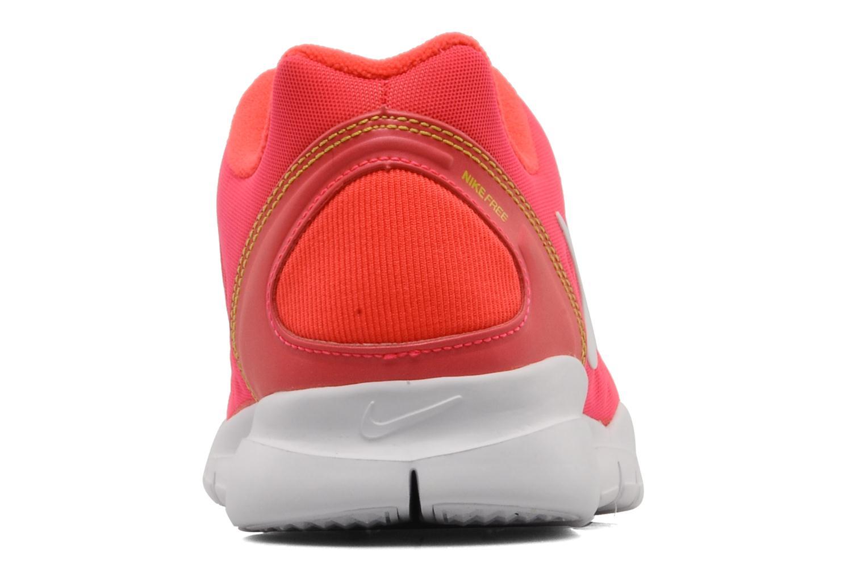 Chaussures de sport Nike Wmns Nike Free Tr Fit Rose vue droite