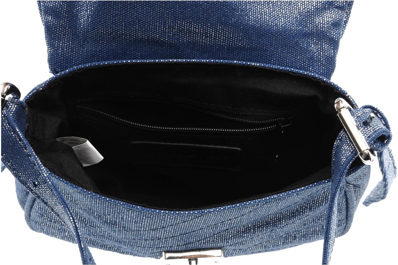 Handtaschen Georgia Rose Malaga blau ansicht von hinten