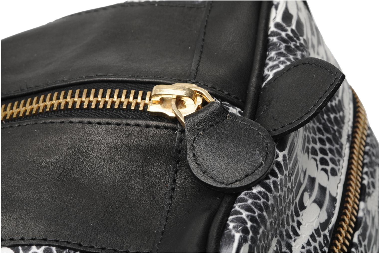 Alex Large Impression python Noir&Blanc