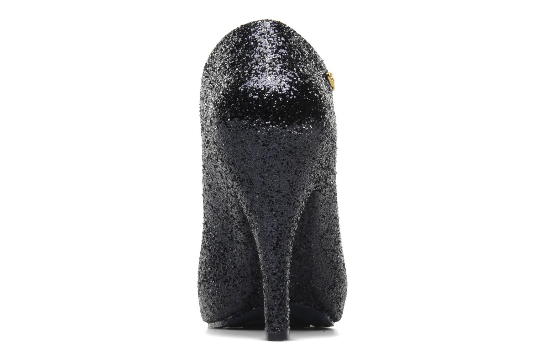 Zapatos de tacón Melissa Vivienne Westwood + Melissa Skyscraper III Negro vista lateral derecha