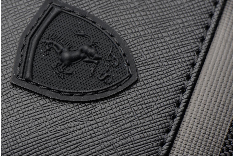 Sacs homme Puma Ferrari LS Portable Noir vue gauche