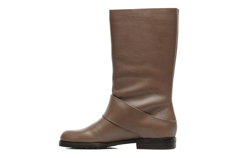Stiefeletten & Boots See by Chloé Buck braun ansicht von vorne