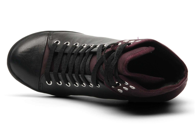 Sneakers See by Chloé New Sam Zwart links