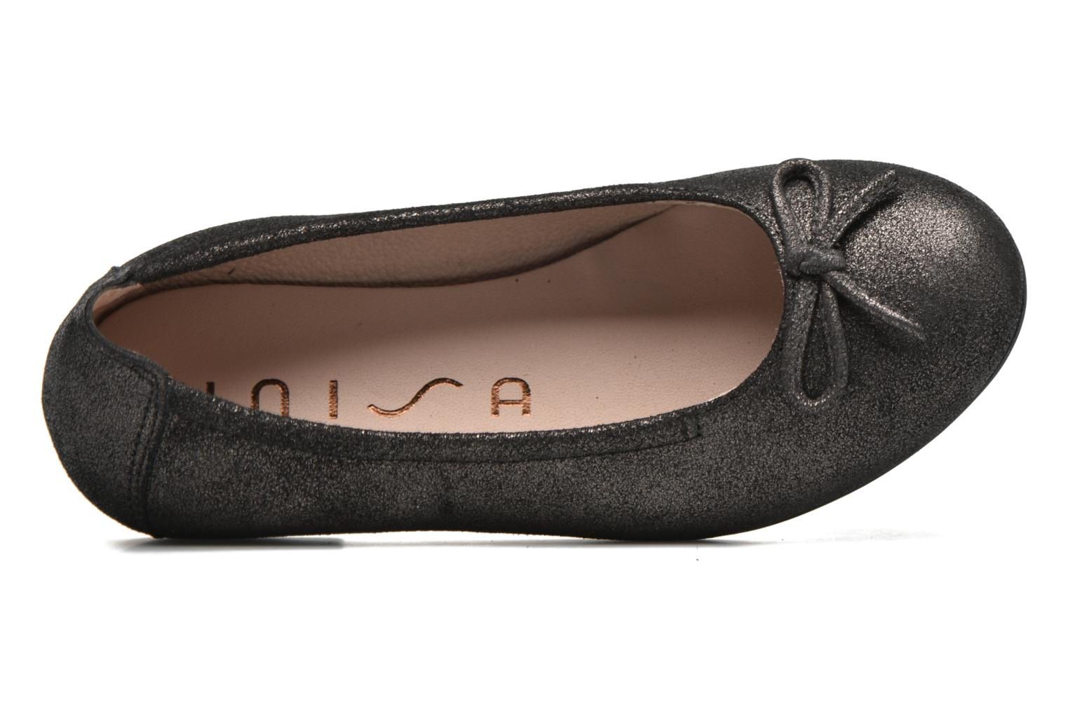 Ballet pumps Unisa Cresy Grey view from the left