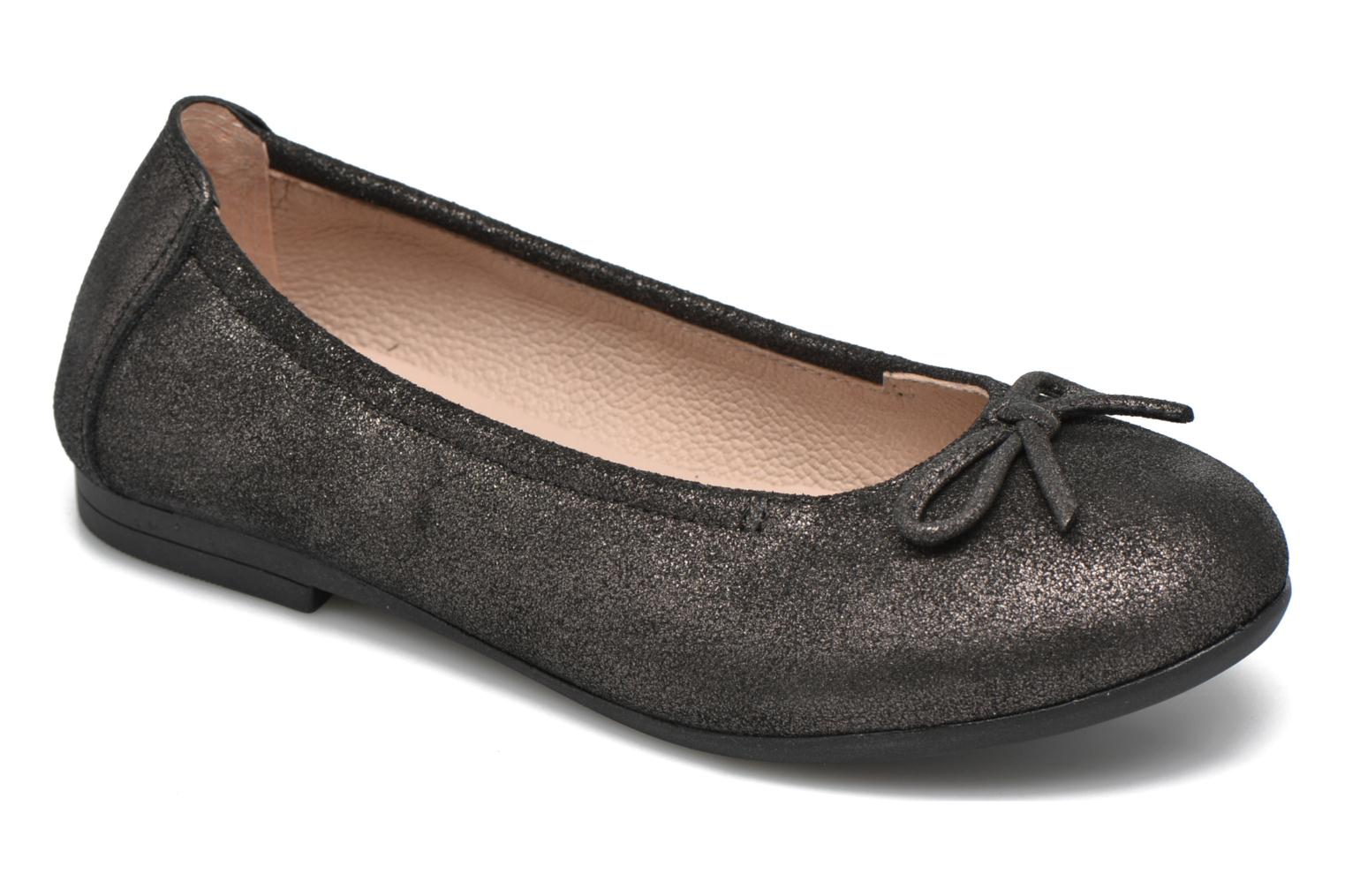 Ballet pumps Unisa Cresy Grey detailed view/ Pair view