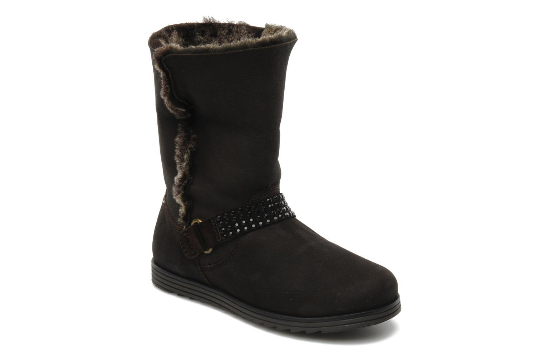 Bottines et boots Unisa Ecco Marron vue 3/4