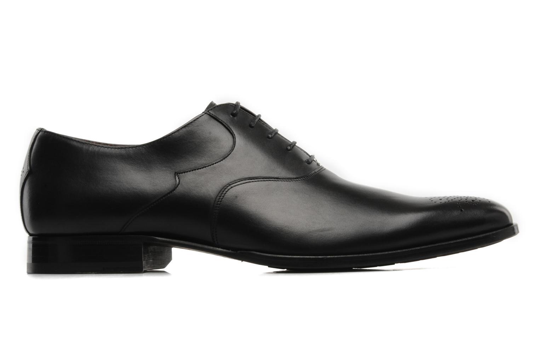 Zapatos con cordones Finsbury Winner Negro vistra trasera
