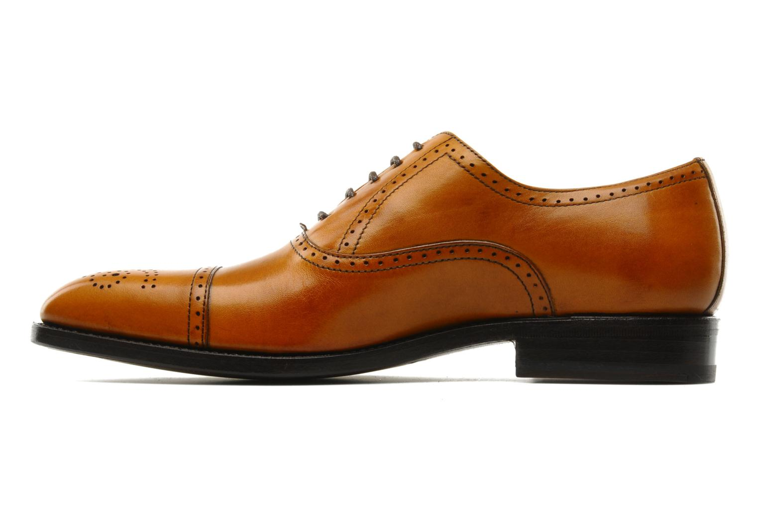 Lace-up shoes Finsbury Diplomate Brown front view