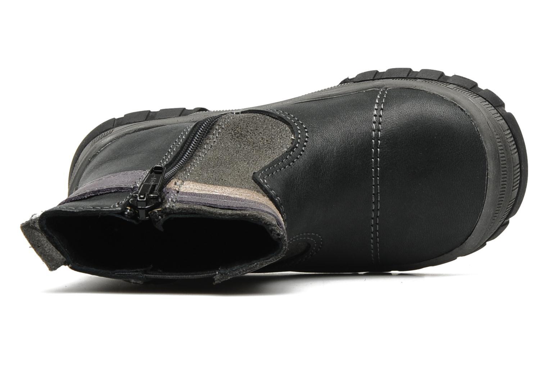 Stiefeletten & Boots Bopy Borg grau ansicht von links