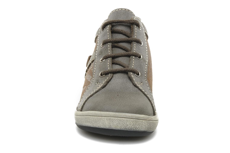 Bottines et boots Bopy Zevis Marron vue portées chaussures